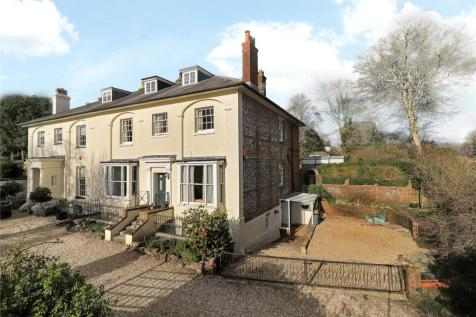 St. James' Lane, Winchester, Hampshire, SO22. 5 bedroom house for sale