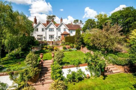 Quarry Road, Winchester, Hampshire, SO23. 6 bedroom detached house