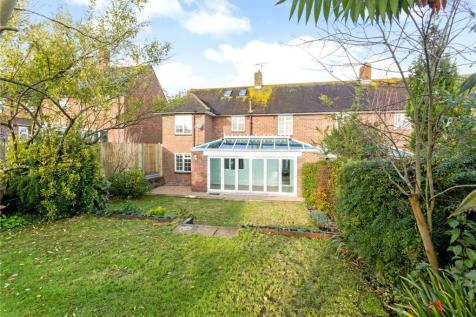 Roberts Road, Barton Stacey, Winchester, Hampshire, SO21. 4 bedroom semi-detached house for sale