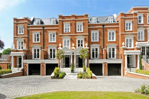 Long Walk Villas, 76A Kings Road, Windsor, Berkshire, SL4. 5 bedroom terraced house for sale