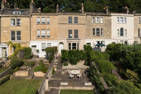 Upper Camden Place, Bath, BA1. 3 bedroom terraced house