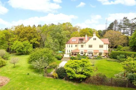Youlbury, Boars Hill, Oxford, Oxfordshire, OX1. 6 bedroom detached house