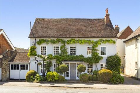 High Street, Merstham, Surrey, RH1. 4 bedroom detached house for sale