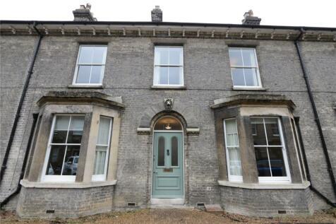 Claremont, Cambridge, Cambridgeshire. 4 bedroom terraced house