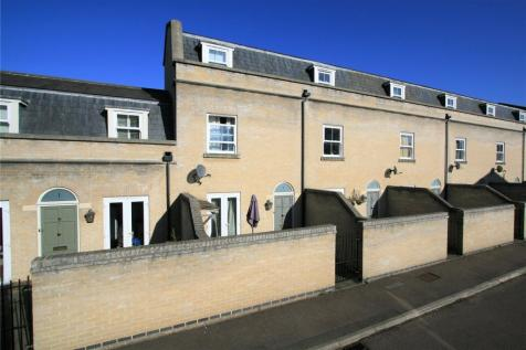 Cavendish Place, Cambridge, Cambridgeshire. 1 bedroom terraced house