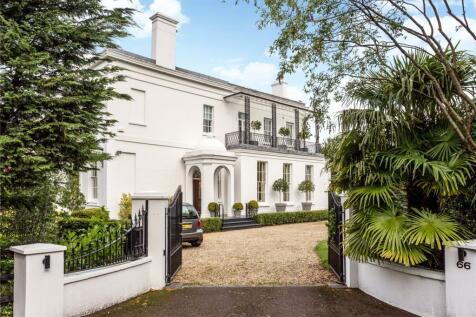 Lansdown Road, Cheltenham, Gloucestershire, GL51. 5 bedroom house for sale