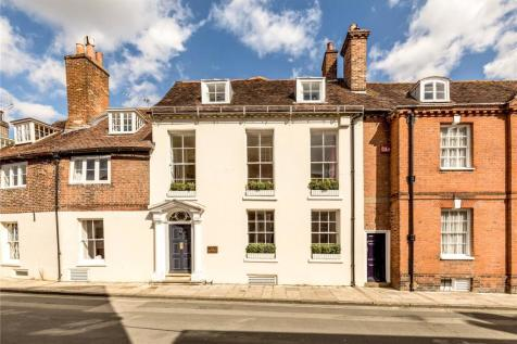 West Pallant, Chichester, West Sussex, PO19. 4 bedroom terraced house