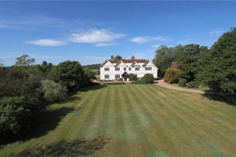 Downside Bridge Road, Cobham, Surrey, KT11. 6 bedroom detached house