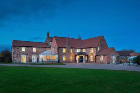 Kexby, York. 5 bedroom detached house for sale