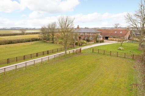 Lower Dunsforth, York. 4 bedroom detached house for sale
