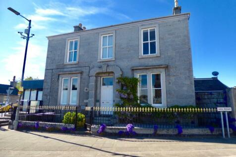 Bank House & Former Bank Premises, John Street, Dalbeattie, Dumfries and Galloway, DG5 4AL. 6 bedroom detached house for sale