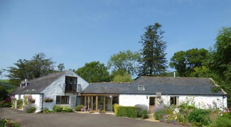 Allanton Mill and Annex/Cottage, Auldgirth, Dumfries, DG2 0UB. 6 bedroom detached house