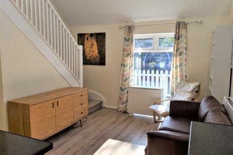 Raven Way, Penarth,. 1 bedroom end of terrace house