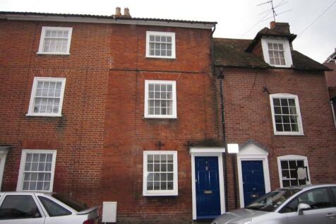 Pennyfarthing Street, Salisbury, Wiltshire. 3 bedroom terraced house