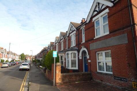 2A Albany Road, Salisbury, Wiltshire. 1 bedroom flat