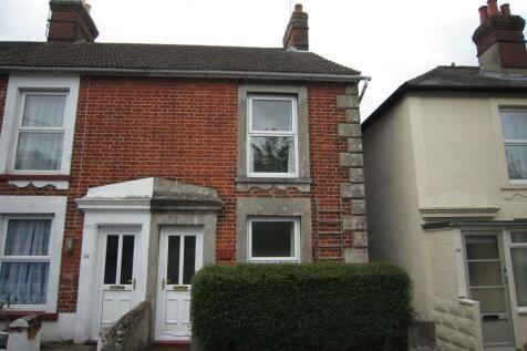 Fairview Road, Salisbury, Wiltshire. 2 bedroom end of terrace house