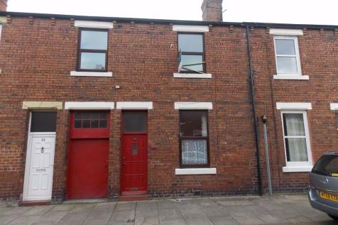 Thomson Street, Carlisle. 3 bedroom terraced house