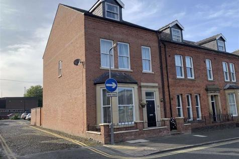 Compton Street, Carlisle, Carlisle. 4 bedroom town house for sale