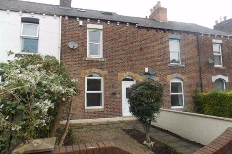 South View Terrace, Carlisle. 3 bedroom terraced house