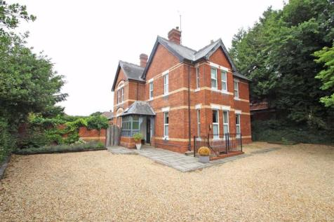 Hafod Road, Hereford. 5 bedroom detached house