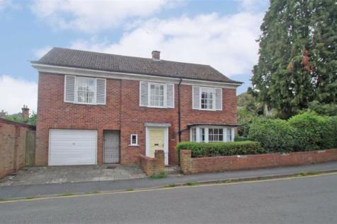 Quay Street, Hereford. 4 bedroom detached house