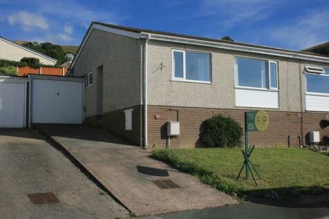 Merton Park, Penmaenmawr, North Wales - Semi-Detached Bungalow / 2 bedroom semi-detached bungalow for sale / £139,950