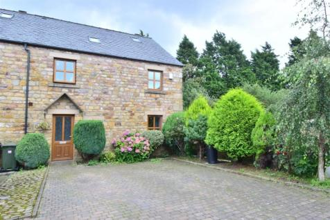 Brookholme Court, Lancaster - a home where city meets countryside. 4 bedroom end of terrace house