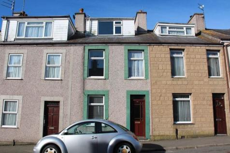 Newry Street, Holyhead, North Wales - Terraced / 3 bedroom terraced house for sale / £110,000
