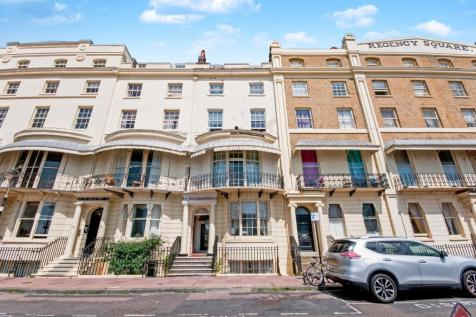 Regency Square, Brighton. 20 bedroom town house