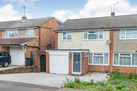 Petworth Drive, Burgess Hill. 3 bedroom semi-detached house for sale
