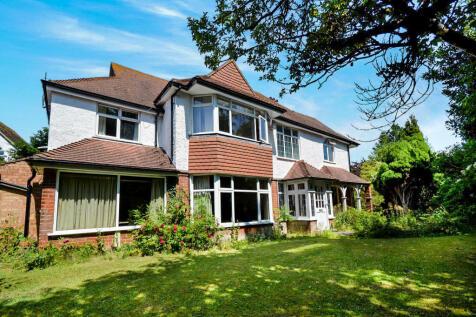 Upland Road, Eastbourne. 4 bedroom detached house