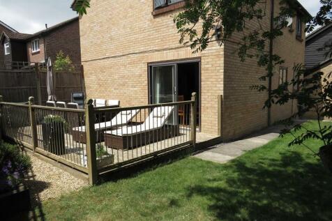 Stephen Martin Gardens, Fordingbridge. 4 bedroom detached house