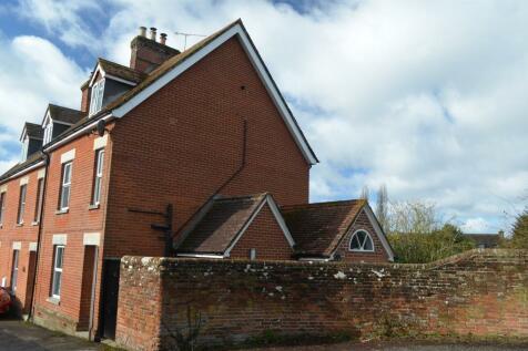 Church Hatch, Downton, Salisbury. 3 bedroom end of terrace house