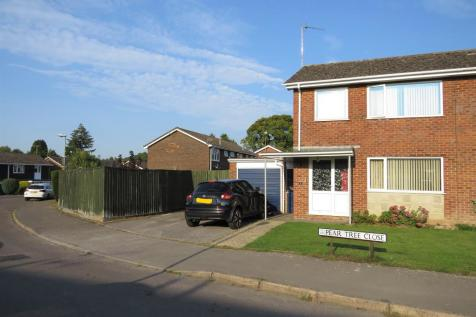 Pear Tree Close, Alderholt, Fordingbridge. 3 bedroom semi-detached house