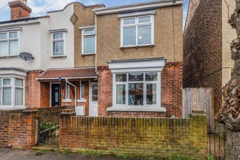 Rydal Road, Gosport. 3 bedroom end of terrace house for sale