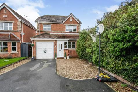 Raleigh Drive, Victoria Dock, Hull. 3 bedroom detached house for sale