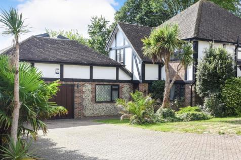 Greyfriars, Hove. 7 bedroom detached house for sale