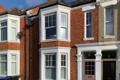 Birchfield Road, Northampton. 4 bedroom terraced house