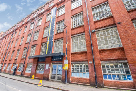 Wimbledon Street, Leicester. 3 bedroom apartment for sale