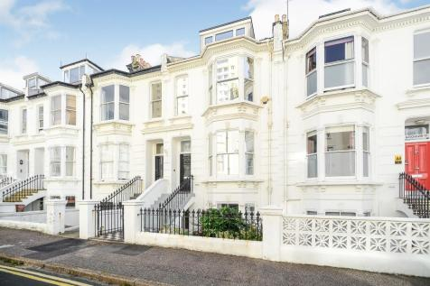 St Georges Terrace, Brighton. 5 bedroom terraced house for sale