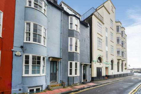 Charles Street, Brighton. 5 bedroom end of terrace house for sale