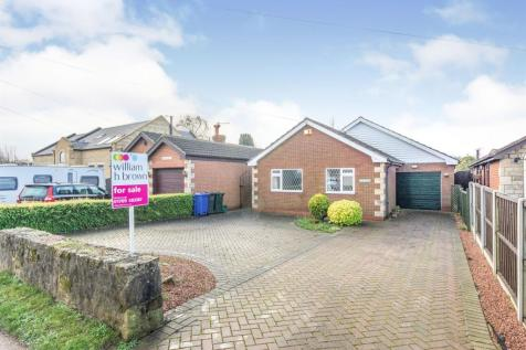 Garden Lane, Cadeby, Doncaster. 2 bedroom detached bungalow for sale