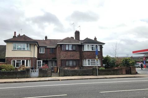 Wellingborough Road, Northampton. 2 bedroom semi-detached house for sale