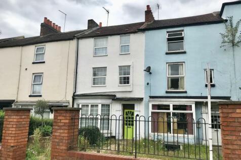 Barrack Road, Northampton. 5 bedroom terraced house for sale