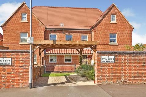 Hatton Road, Norwich. 4 bedroom town house