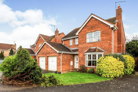 Barkston Drive, Peterborough. 4 bedroom detached house for sale