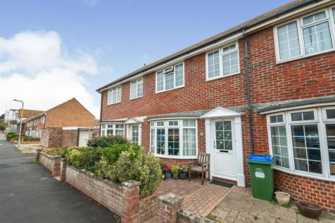 Cricketfield Road, Seaford. 2 bedroom terraced house for sale