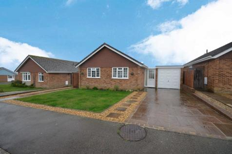 North Way, Seaford. 2 bedroom detached bungalow for sale