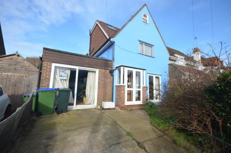Vale Road, Seaford. 3 bedroom semi-detached house for sale