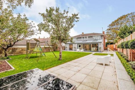 Downsway, Shoreham-By-Sea. 5 bedroom detached house for sale